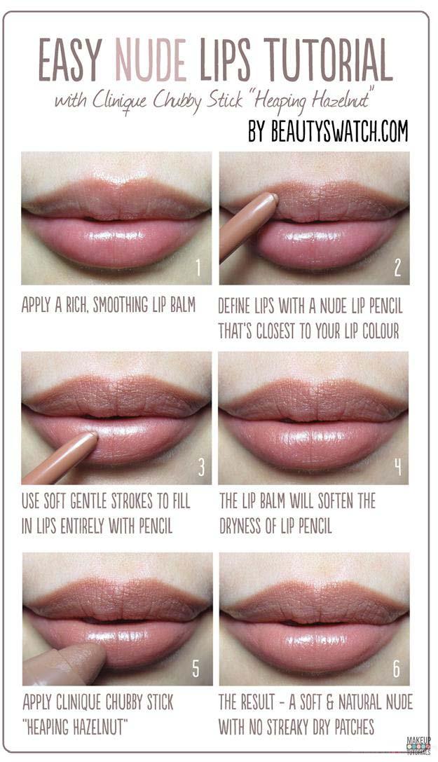 easy-nude-lips-tutorial