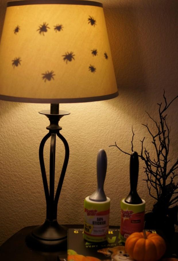 spider-lamp