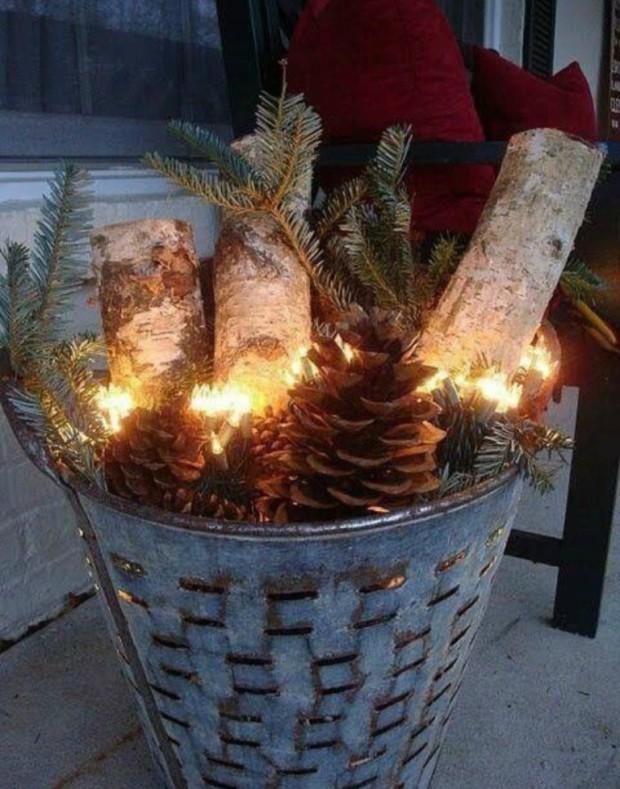 rustic-winter-decorations