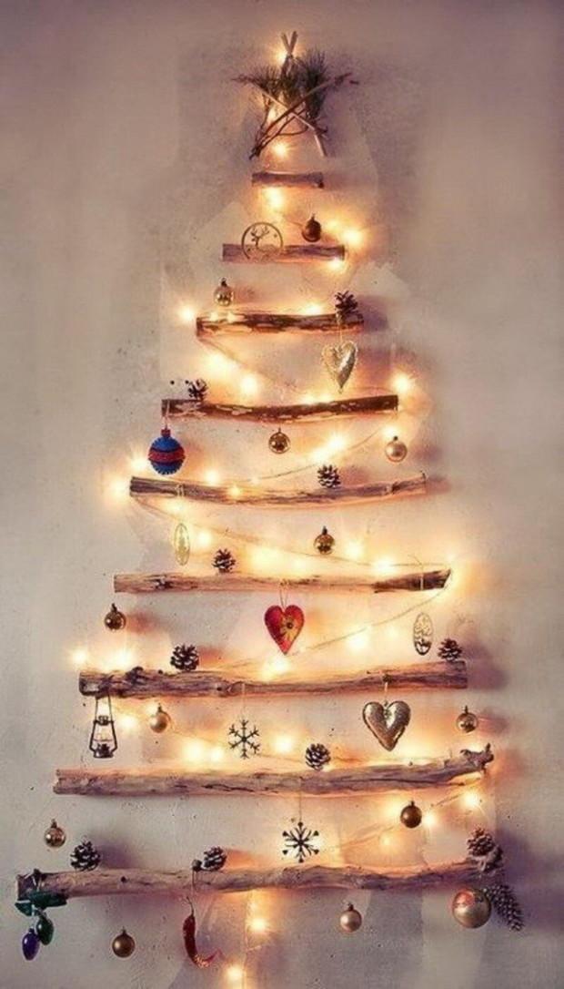 wall-christmas-tree