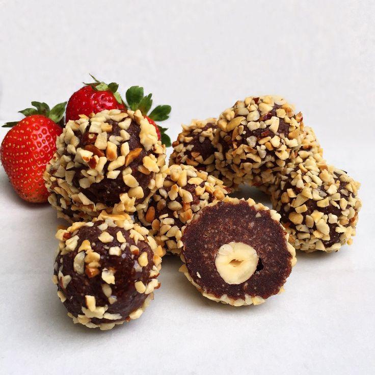 healthy-ferrero-rocher-truffles