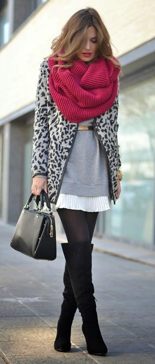 leopard print trend alert this winter 10
