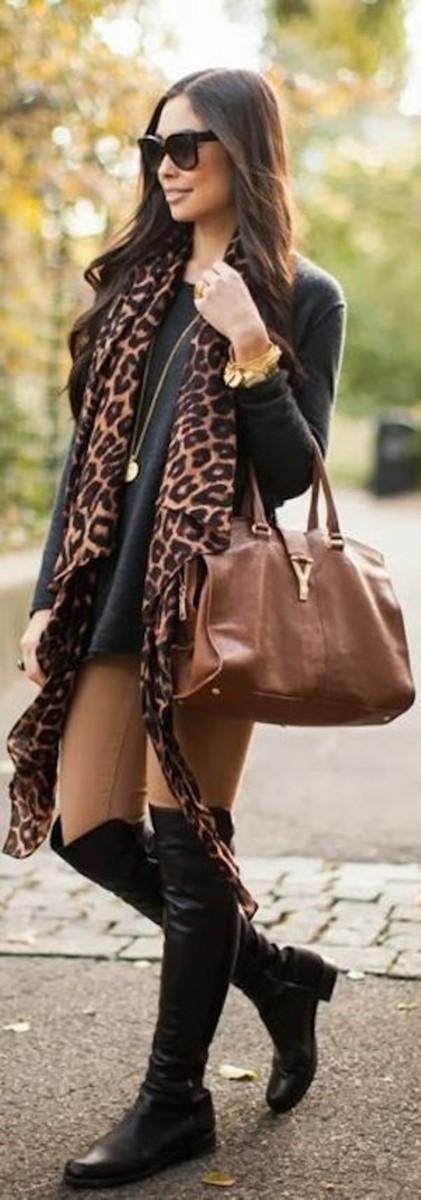 leopard print trend alert this winter 8