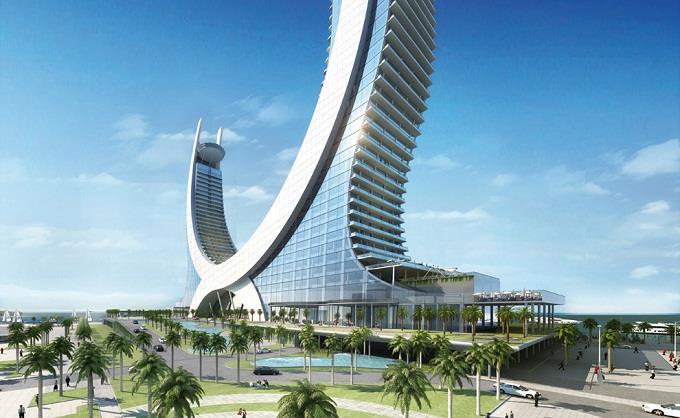 Lusail Katara Hotel in Doha, Qatar 4