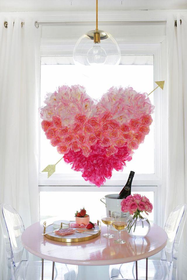 diy valentine decorations