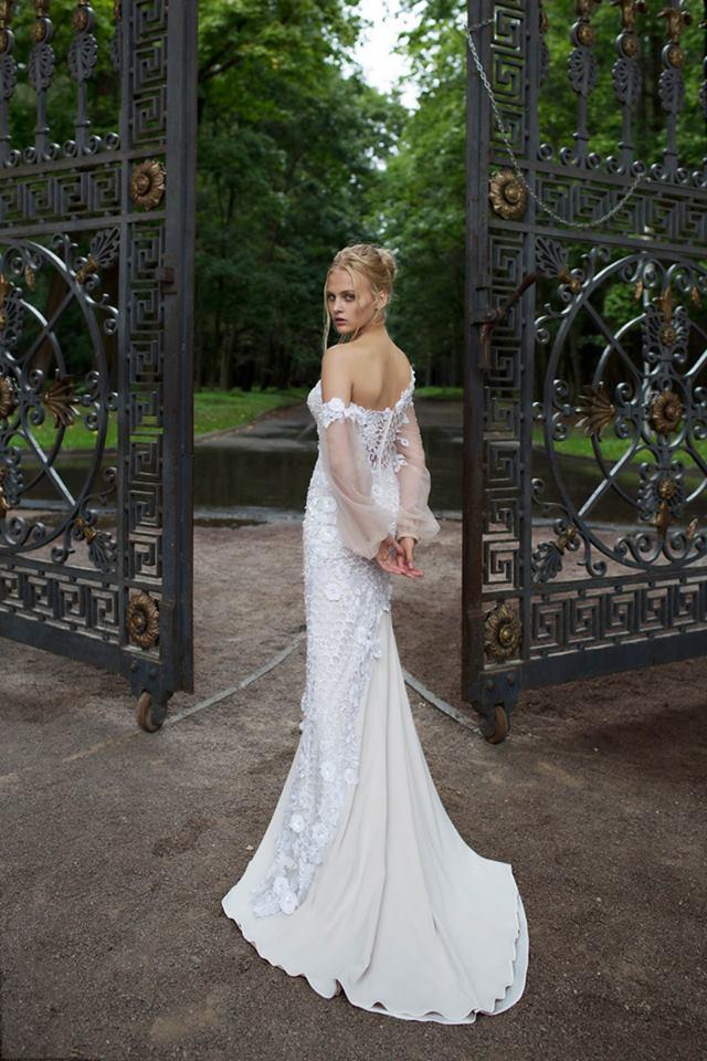 Wedding Dresses by Nurit Hen 1