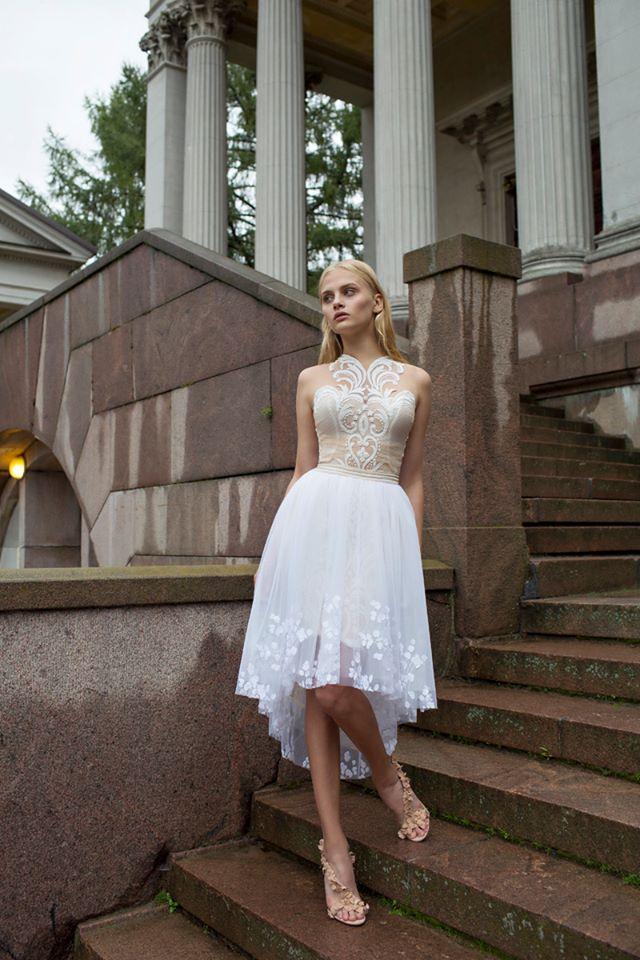 Wedding Dresses by Nurit Hen 8