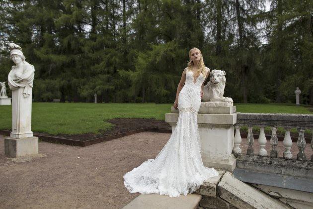 Wedding Dresses by Nurit Hen