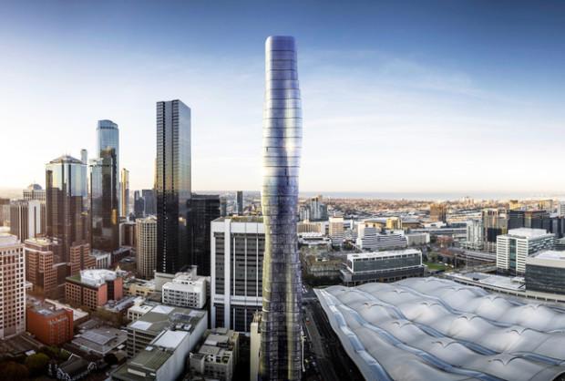 Skyscraper Inspired by Beyoncé Built in Melbourne