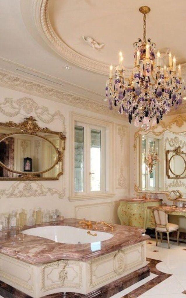 baroque style interior design ideas 5