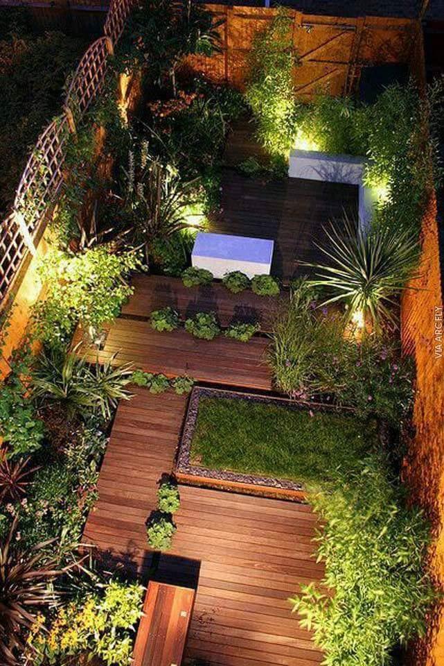 Modern Small Backyard Ideas - Our Motivations