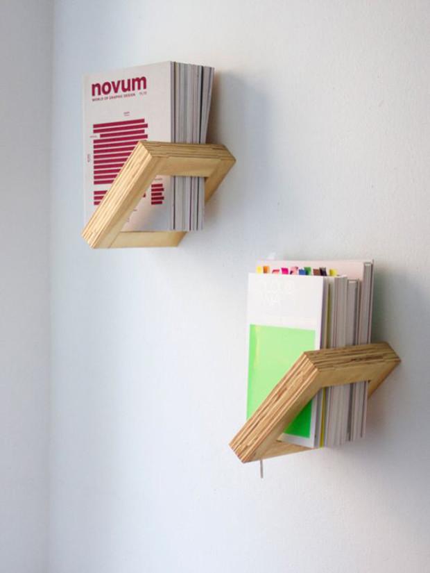 Diy bookshelf ideas our motivations art design for Homemade bookcase ideas