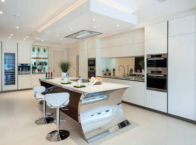 Modern Kitchen Design Ideas 8