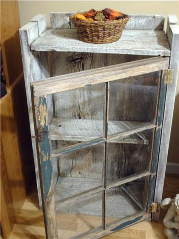 reuse old window frames ideas 2