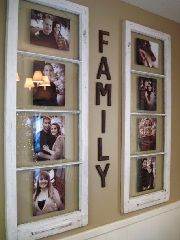 reuse old window frames ideas 3
