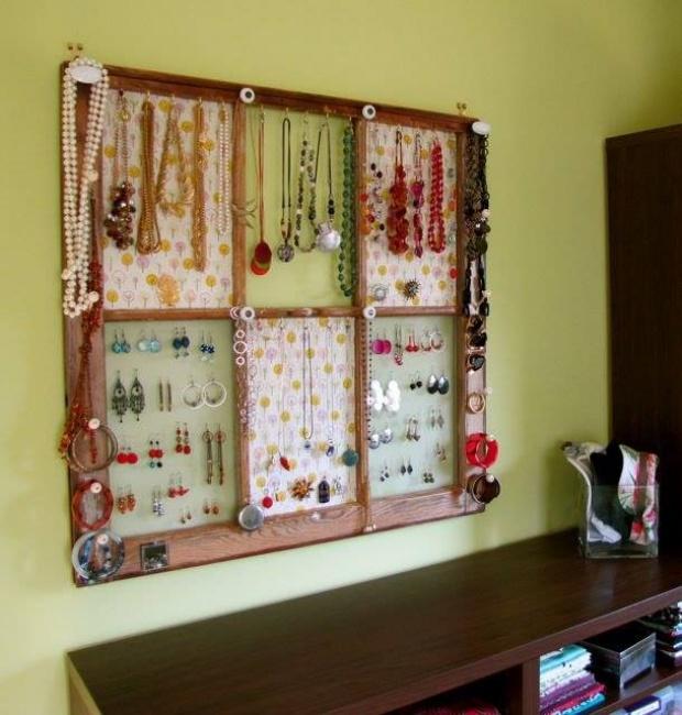 reuse old window frames ideas 4