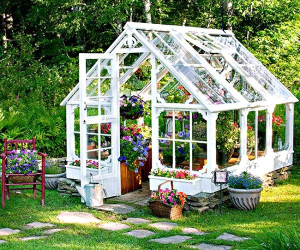 reuse old window frames ideas 5