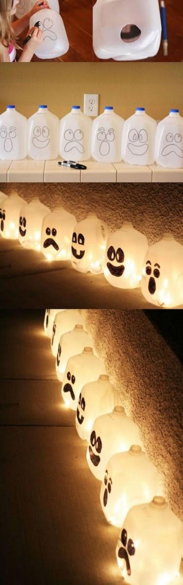 cheap diy halloween decorations ideas 8