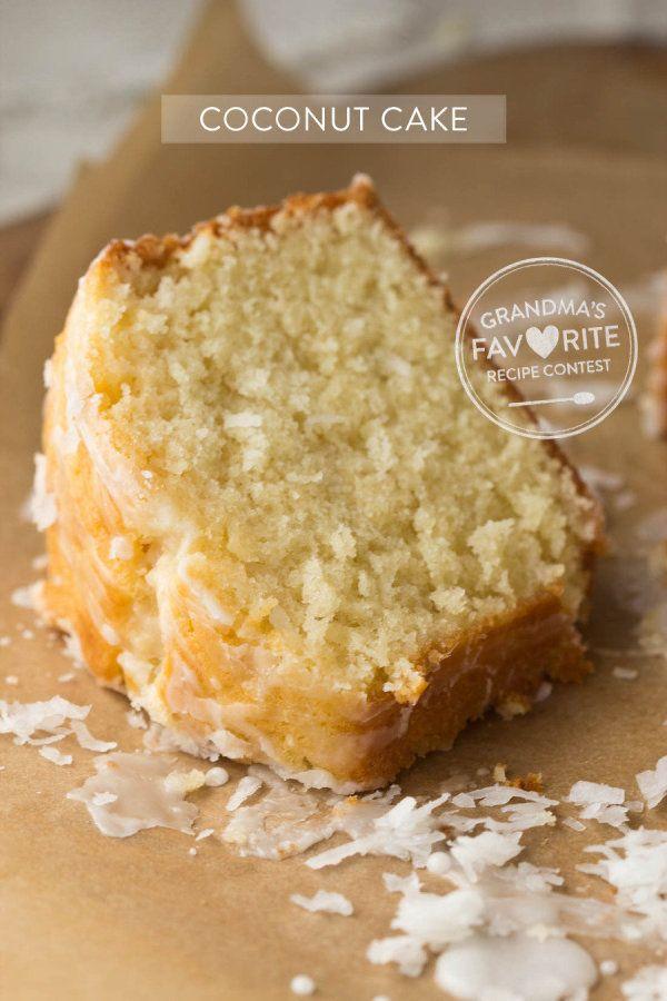 healthy coconut cake recipe 2