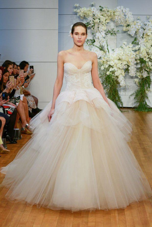 monique lhuillier wedding dresses fall-winter 2017-2018 1