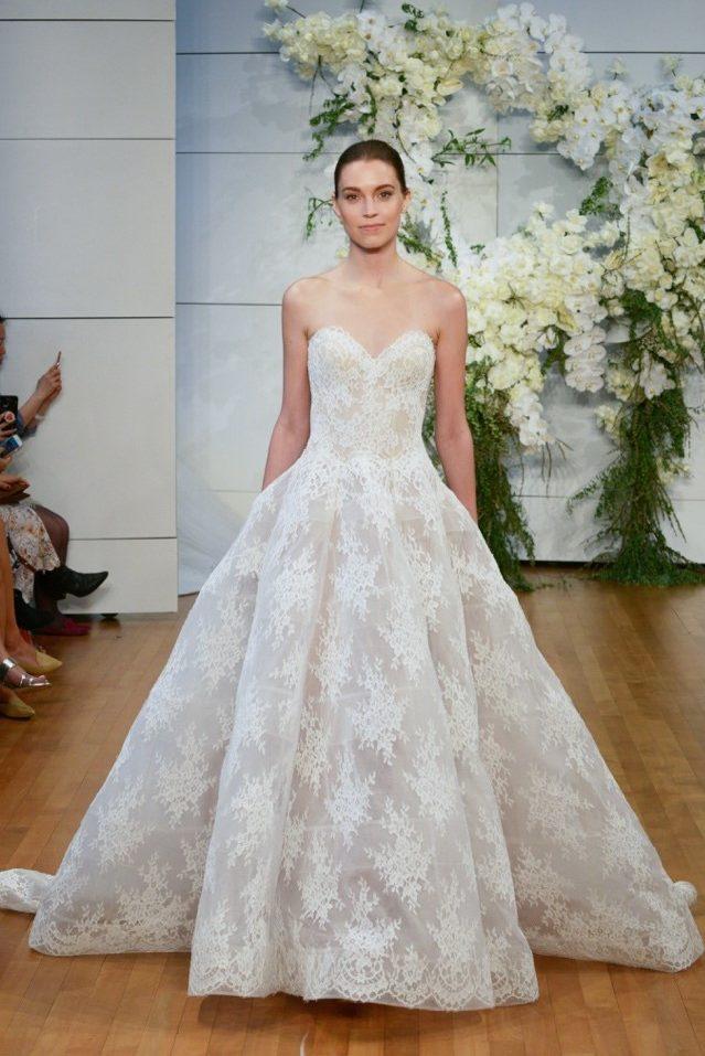monique lhuillier wedding dresses fall-winter 2017-2018 2
