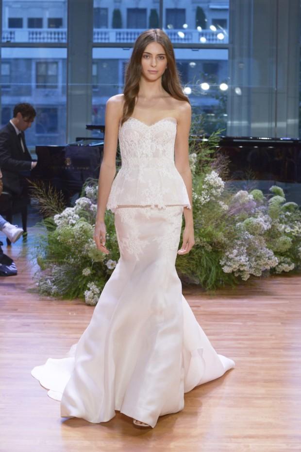 monique lhuillier wedding dresses fall-winter 2017-2018
