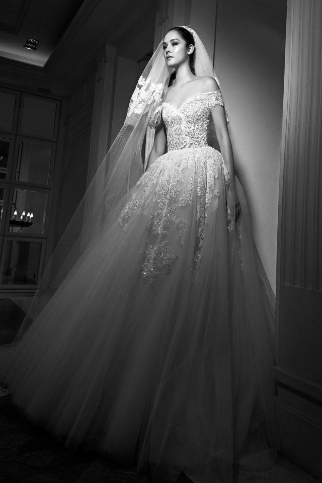 zuhair murad wedding dresses fall-winter 2017-2018