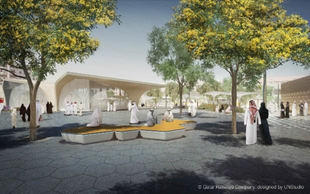 Qatar Integrated Railway Project (QIRP) 1