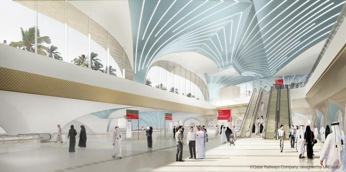 Qatar Integrated Railway Project (QIRP) 4