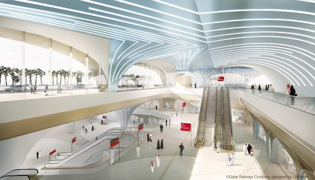 Qatar Integrated Railway Project (QIRP) 5