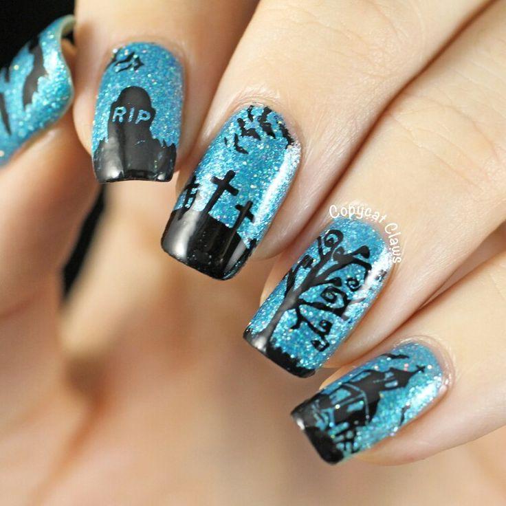 11 Halloween Nails Ideas - Our Motivations - Art, design ...