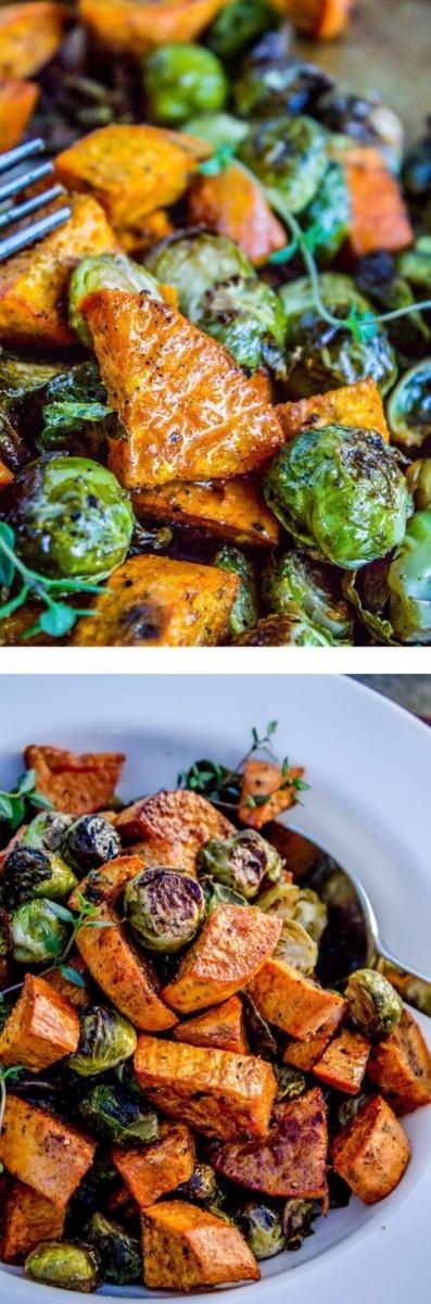 healthy thanksgiving dinner ideas 9