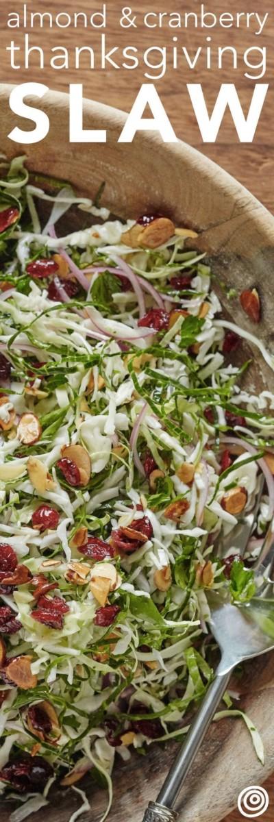 healthy thanksgiving dinner ideas