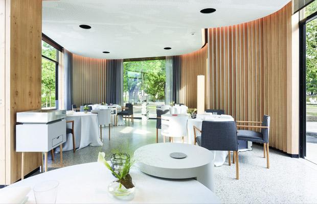 steirereck restaurant interior